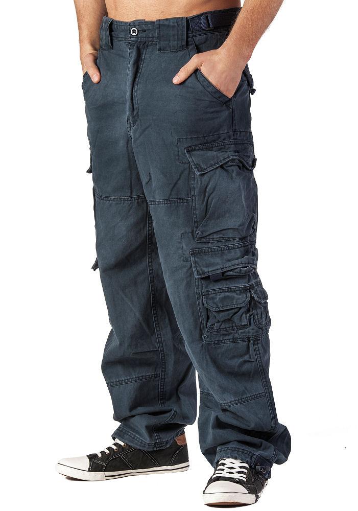 Jet Lag Herren Cargohose 007 Hose Männer Herrenhose Jeans Jeanshose ... d43afaee6f