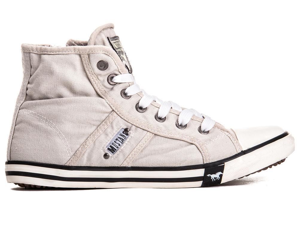 d61ef4614be Das Bild wird geladen MUSTANG-SHOES-Damen-Schuhe-1099-502-203-ice-