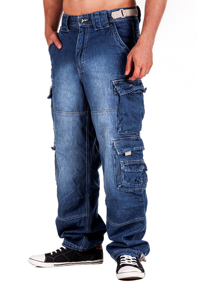 jet lag herren cargohose 007 hose m nner herrenhose jeans jeanshose outdoor zz ebay. Black Bedroom Furniture Sets. Home Design Ideas