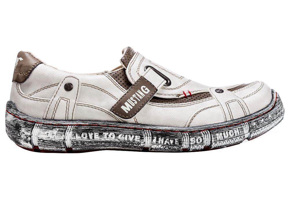 mustang shoes damen slipper 1110 402 203 ice damenschuhe. Black Bedroom Furniture Sets. Home Design Ideas