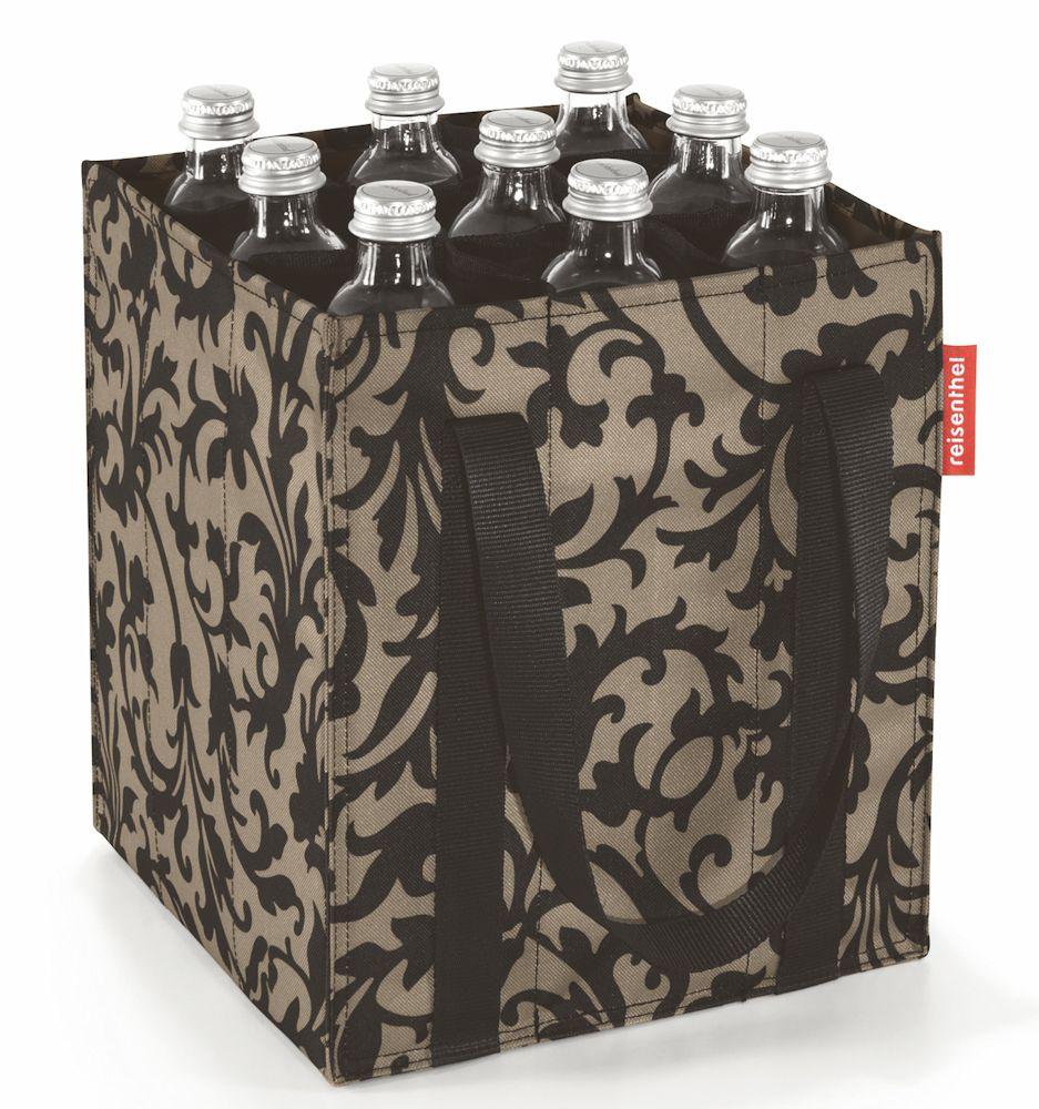 reisenthel-bottlebag-Einkaufstasche-Flaschentasche-Tasche-fuer-9-Flaschen-Traeger