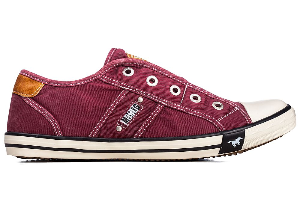 mustang shoes damen schuhe slipper sneakers halbschuhe canvas schuh halbschuh ebay. Black Bedroom Furniture Sets. Home Design Ideas