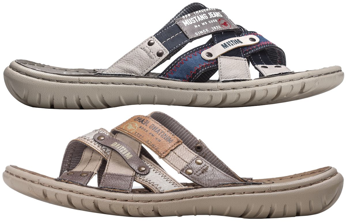 A buon mercatoMustang 4087702 Schuhe Herren Pantoletten sulla vendita