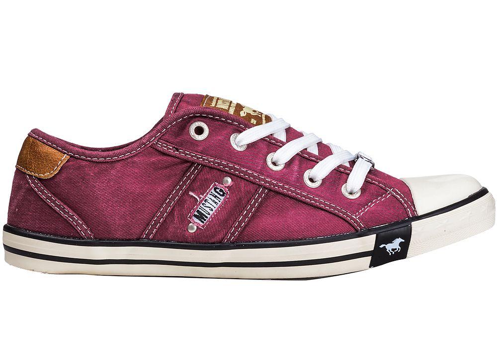 mustang shoes damen schuhe damenschuhe halbschuhe sneakers. Black Bedroom Furniture Sets. Home Design Ideas