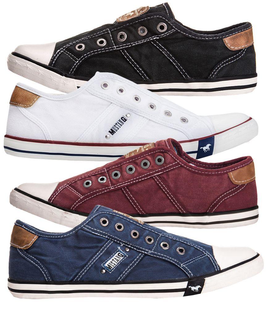 mustang shoes herren schuhe halbschuhe slipper sneaker. Black Bedroom Furniture Sets. Home Design Ideas