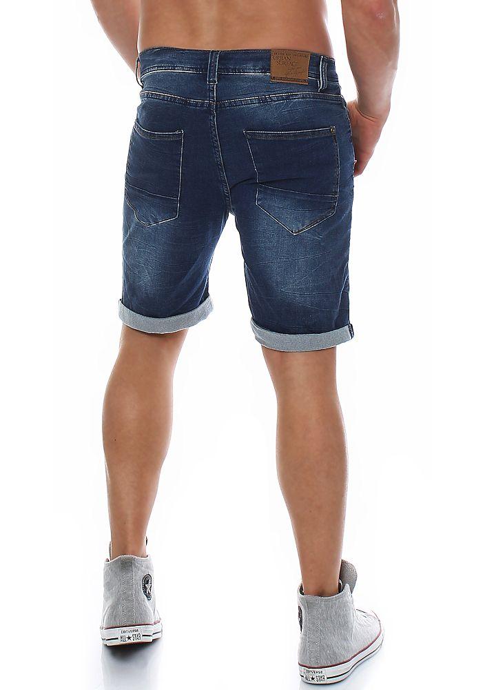 urban surface herren jogg jeans shorts lus 077 blue1 w32 jeanshose sweatshorts ebay. Black Bedroom Furniture Sets. Home Design Ideas
