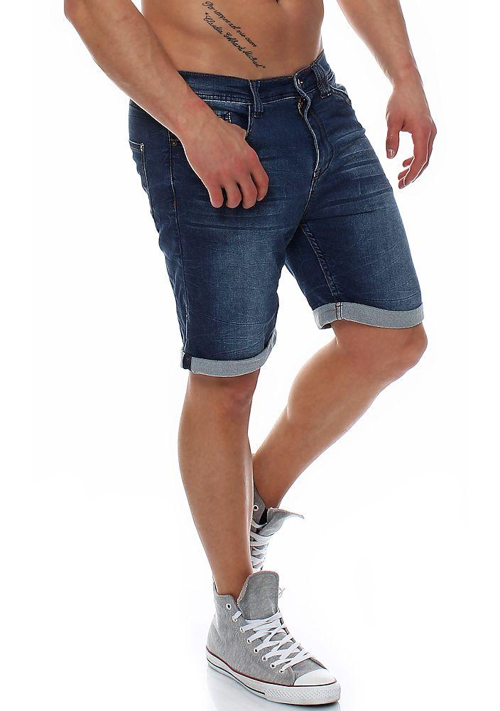 urban surface herren jogg jeans shorts lus 077 bermuda joggshorts sweatshorts ebay. Black Bedroom Furniture Sets. Home Design Ideas