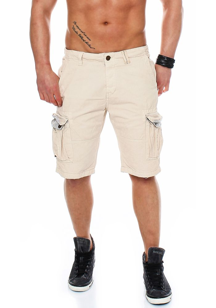urban surface herren cargo shorts lus 049 herrenshorts kurze hose bermuda shorts ebay. Black Bedroom Furniture Sets. Home Design Ideas
