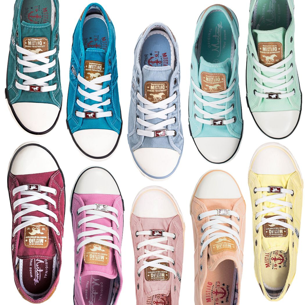 mustang shoes damen schuhe damenschuhe halbschuhe sneakers 1099 302 schuh ebay. Black Bedroom Furniture Sets. Home Design Ideas