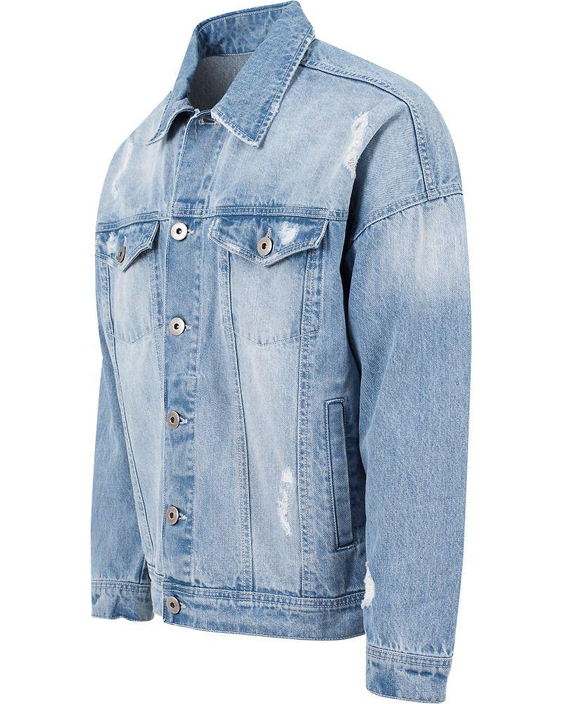 Jeans jacke urban classics