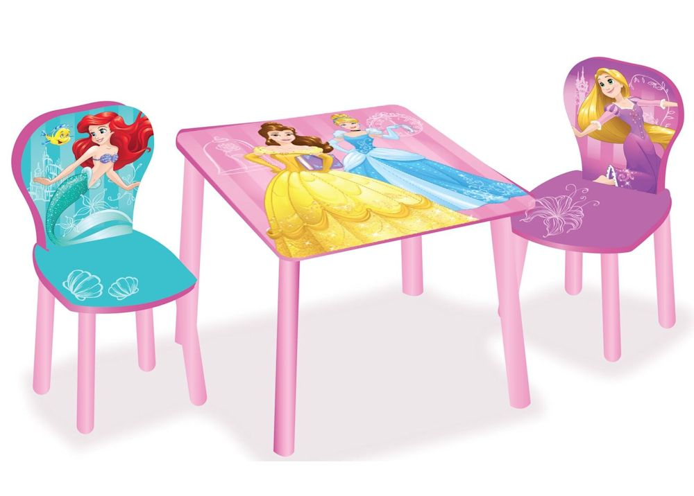 worlds apart kinder tisch mit st hlen disney kindertisch. Black Bedroom Furniture Sets. Home Design Ideas