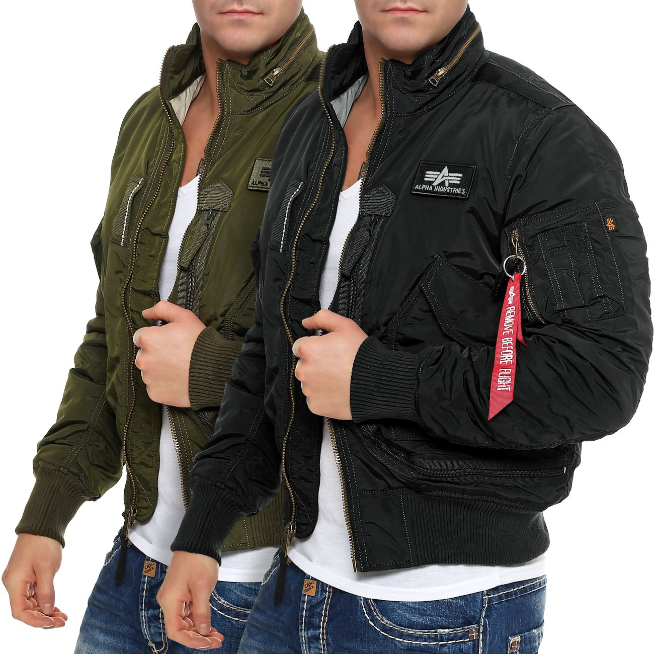 alpha industries herren bomberjacke engine 103101. Black Bedroom Furniture Sets. Home Design Ideas