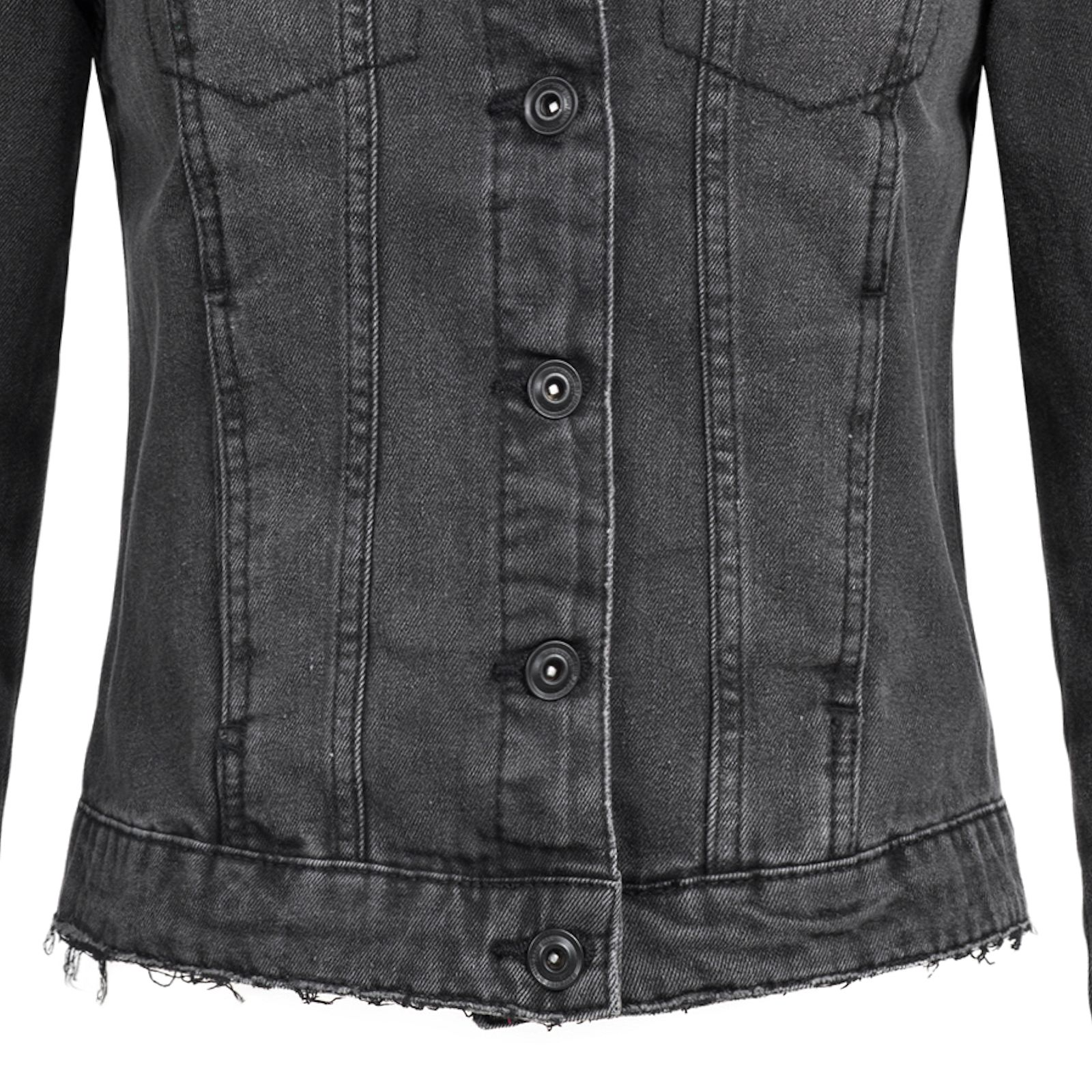 only damen jeans jacke new westa kurz fr hling bergangs. Black Bedroom Furniture Sets. Home Design Ideas