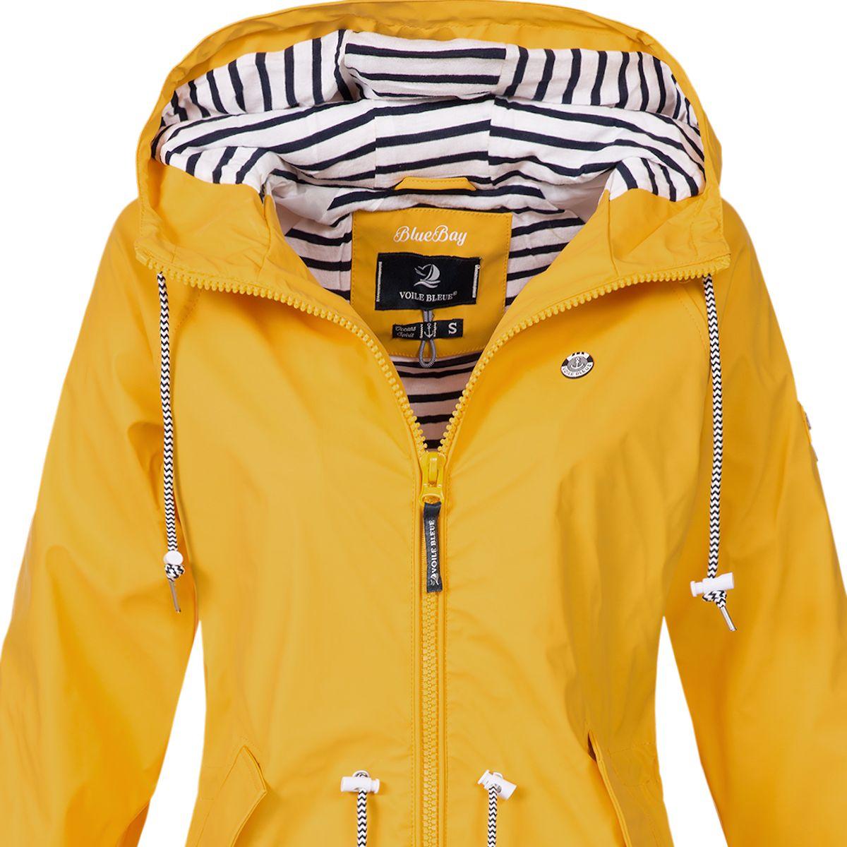 Damen Jacke Mantel Damenjacke Regenjacke Regenmantel Birds Insulated Ragwear