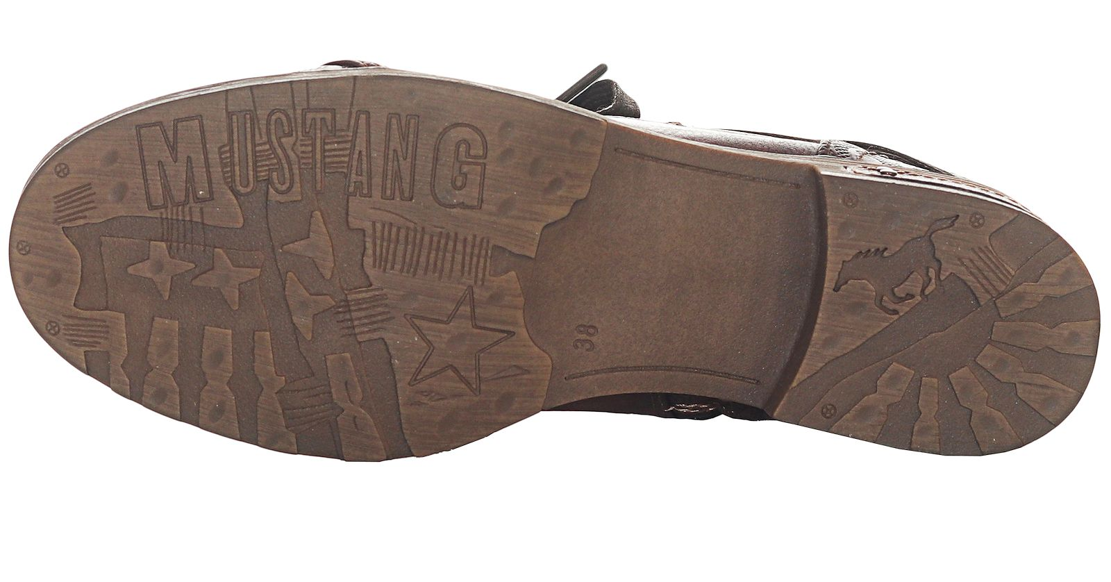 Details zu Mustang Damen Schuhe Stiefeletten Stiefel Damenschuhe Winterstiefel 1293 501