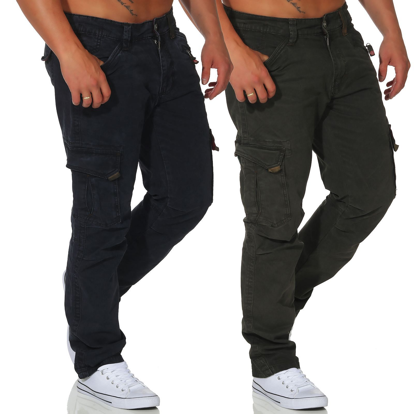 Details about Timezone Men's Cargo Pants Fabric Trousers Cargo Pants Outdoor Regular Ben 26 10011 18 show original title