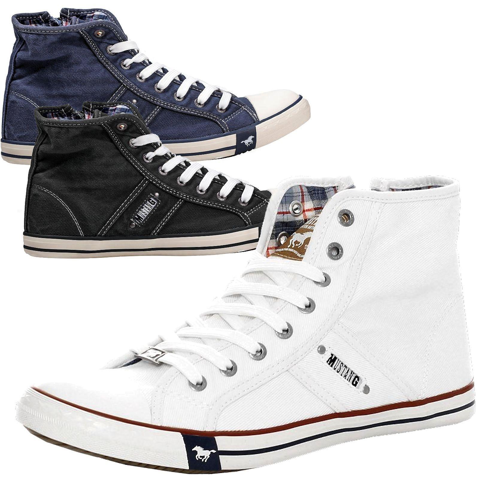 Details zu Mustang Herren Schuhe Herrenschuhe Sneaker Turnschuhe Freizeitschuhe 4058 504