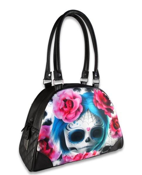 Liquor Brand Handtasche Bowling Bag Dark Dreams BLB-OBW-00062