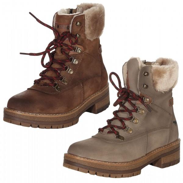 Mustang Shoes Damen Schuhe Booty 1344-604