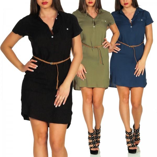 Eight2Nine Damen Kleid LETN-030