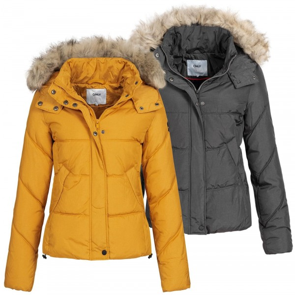 Only Damen Steppjacke North Nylon Jacket