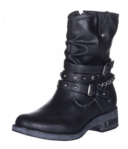 Mustang Shoes Damen Schuhe Stiefeletten 1293-516