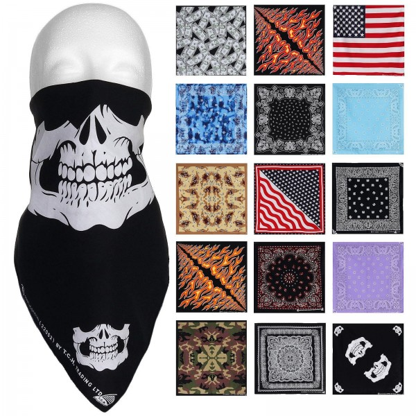 Top Fuel Fashion Bandana Tuch