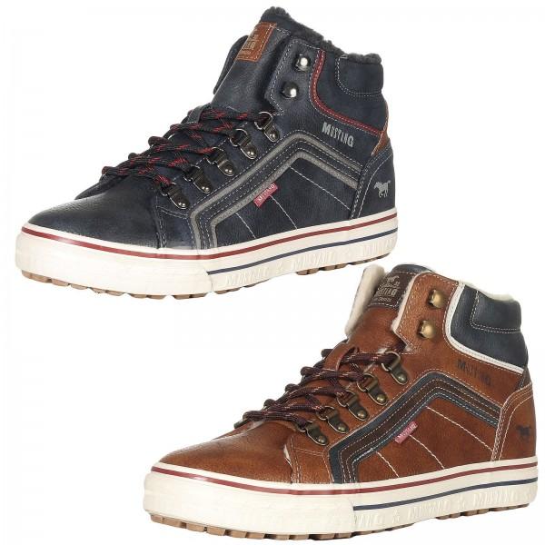 Mustang Shoes Herren Schuhe Winterboots 4158-601