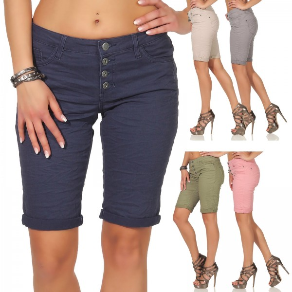 Stitch & Soul Damen Shorts LSS-091