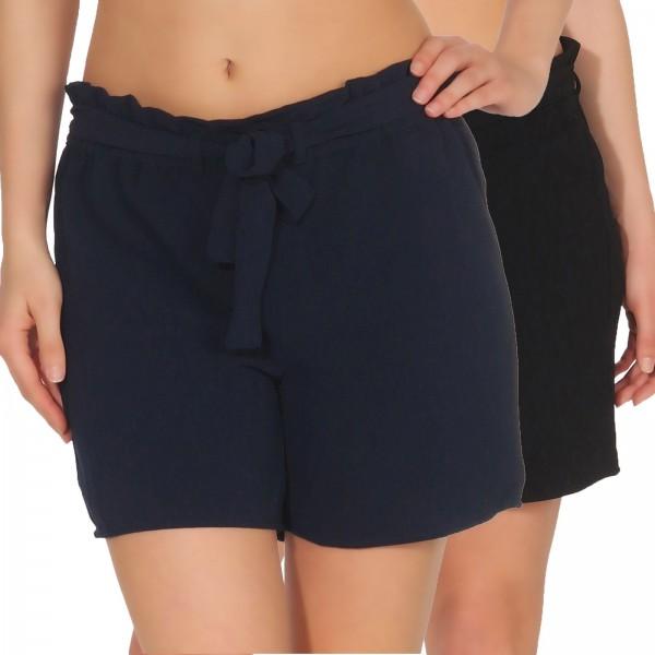 Only Damen Paperbag Shorts Turner