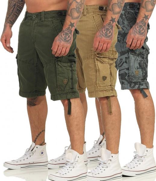 Jet Lag Herren Cargo Shorts 20-647