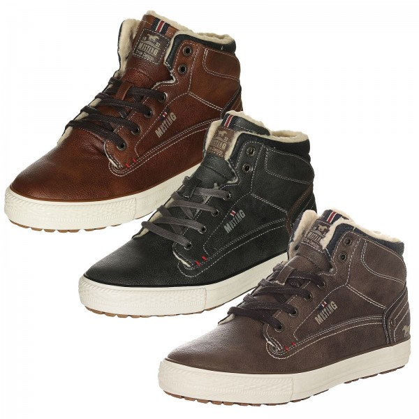 Mustang Shoes Herren Winterschuhe 4129-602