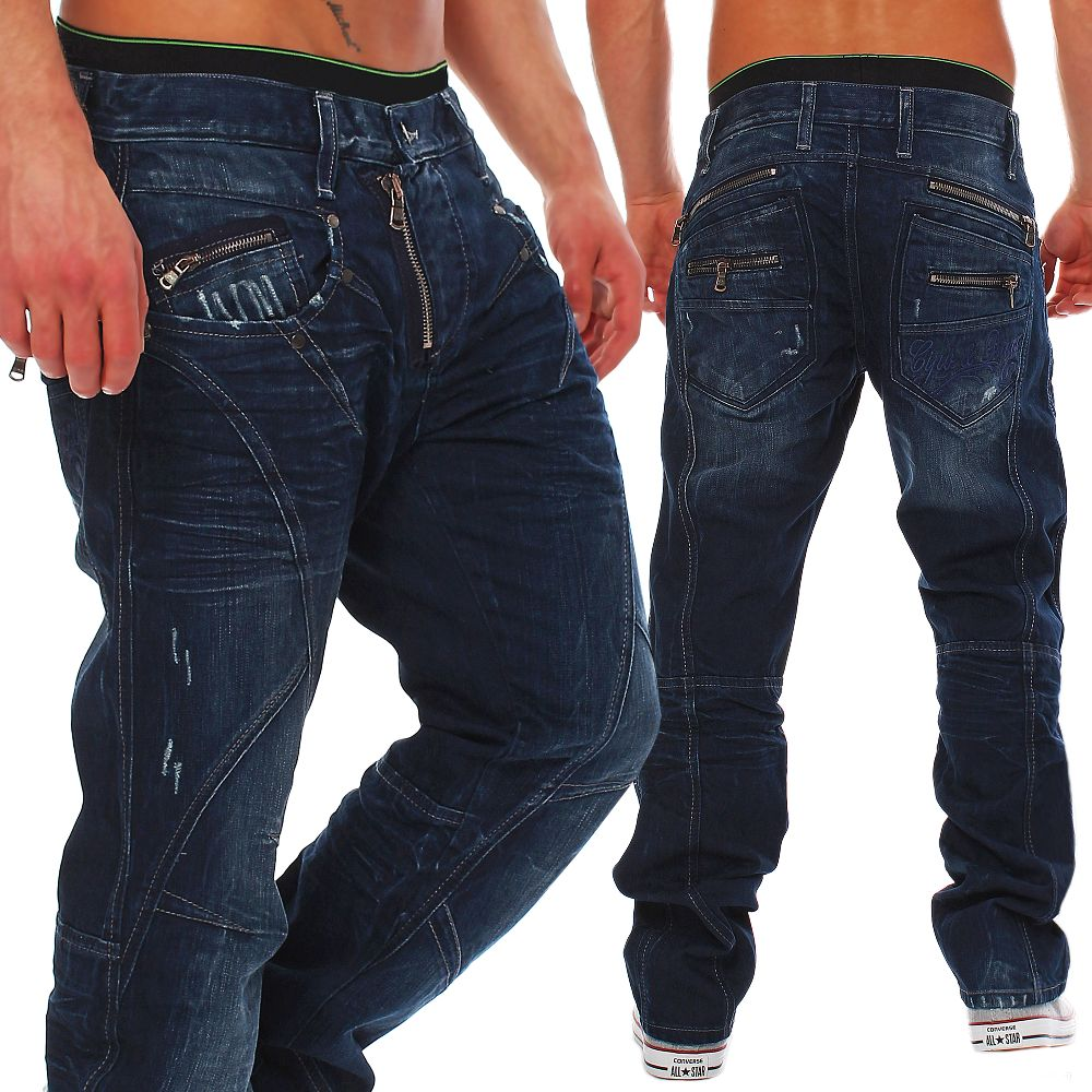 neu kaufen modische Muster Brandneu CIPO & BAXX Jeans C-768