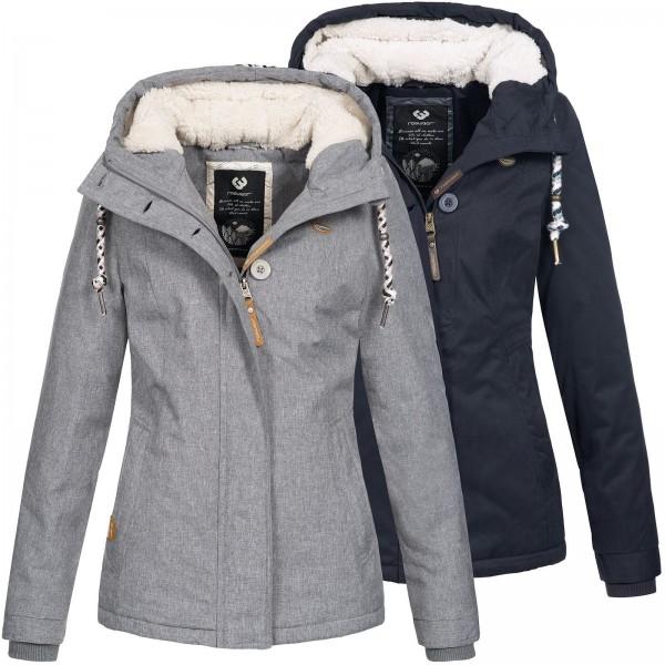 Ragwear Damen Winterjacke Lynx