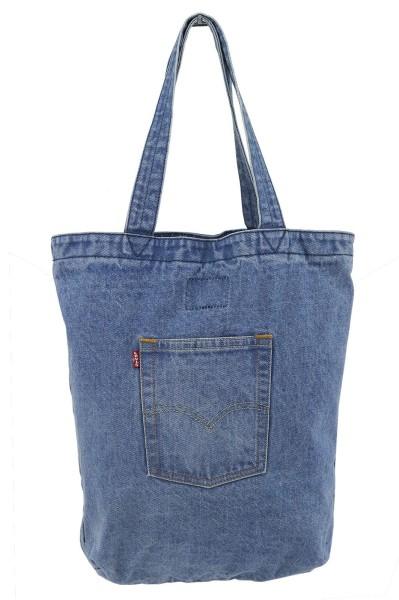 Levi`s Jeans Tasche Tragetasche Back Pocket Tote 229856 (13)