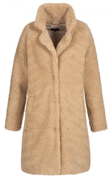 Only Damen Kurzmantel Aurelia Sherpa Coat