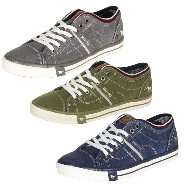outlet store 6b0ca a7db2 Mustang Shoes Herren Schuhe Sneakers 4072-310