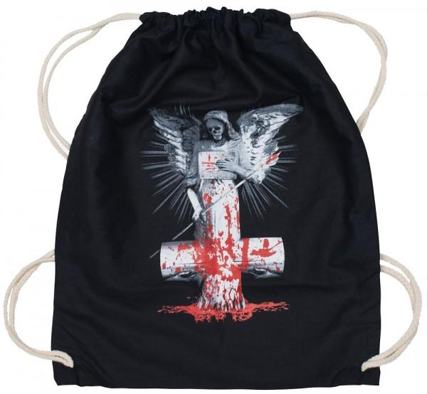 Top Fuel Fashion Rucksackbeutel 666 Angel